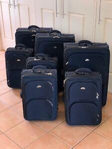 Paklite Luggage Set - Navy