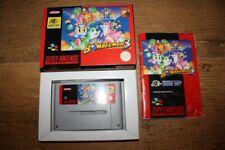 Jeu Super Bomberman 3 pour console Super Nintendo SNES en boite complet