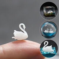 1PC Crystal Epoxy Resin Mold DIY 3D Swan Modeling Fillings Jewelry Accessories