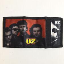 Vintage U2 Unused Wallet 80s 90s Bono cure smiths morrissey lp shirt patch