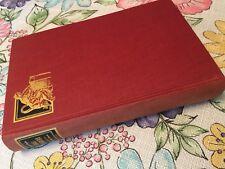 Vintage Moll Flanders by Daniel Defoe - The Heritage Press 1942