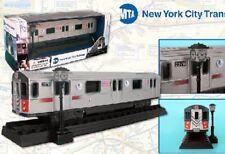 Rt8555 Subway Car Nyc New York City Mta Diecast Around 1:87 Scale