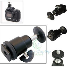 1/4 Mini Hot Shoe Ball Head Flash Bracket Holder Mount Screw For Camera Tripod