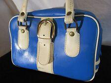 Authentic Vintage A JEM   Leather Hand Bag /Purse Satchel / doctor ?? Rare Korea