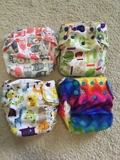 New ListingBlueberry Simplex Newborn Cloth Diapers All In One