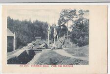 Sweden; Dalslands Canal, Parti Van Hofverud PPC, Unposted, UB, c 1900-05