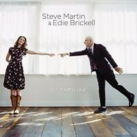 Steve Martin & Edie Brickell - So Familiar [Used Very Good Vinyl LP]