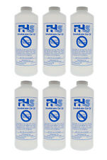 FHS SmokeLess Car Oil, High Performance Blend for Worn Engines, 1 Qt, 6 Pack