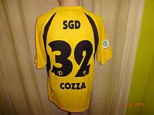 "DINAMO Dresda NIKE Matchworn Trikot 2007/08 ""MISTER * Lady"" + N. 32 Cozza Taglia M"