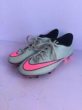 Mens NIKE MERCURIAL VORTEX II FG Football Boots 651647 060 UK size 8