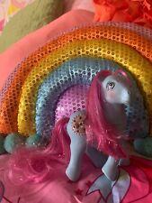 G1 Vintage My Little Pony Princess Royal Blue
