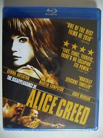The Disappearance of Alice Creed (Blu-ray Disc, 2010, ) (NEW)Gemma Arterton