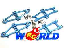 ALLOY FRONT & REAR UPPER LOWER SUSPENSION ARM SET B TAMIYA 1/10 TT01 TT-01