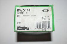 Radbremszylinder Links von Lucas ( BWD114 ) für Peugeot 205 02.83-09.98 ( NOS)