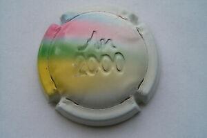 Capsule champagne...An 2000 NR, Rare... en l'état (voir cliché)...