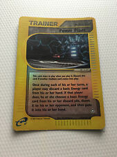 Pokemon Card Power Plant 139/147 - Uncommon - Reverse Holo Aquapolis Series