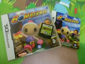 Bomberman - Nintendo DS game - With manual - FREE POST