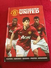 STEVE BARTRAM, THE OFFICIAL MANCHESTER UNITED ANNUAL 2013