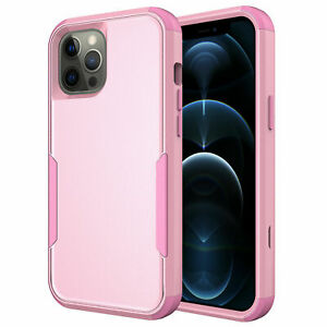 Shockproof Defender Case For iPhone 13 12 Pro Max 11 XS XR 8 76 Heavy Duty Cover