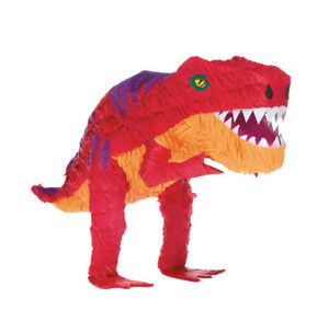 T-Rex Dinosaur Pinata - Birthday Party Supplies