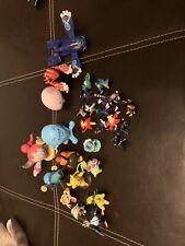 Nintendo Pokemon Lot 30 Figures Tomy Jakks McDonalds RL Mini More