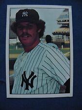 1975 SSPC Edward Hermann Yankees card #440 $1 S&H MLB baseball