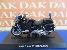 Die cast 1/24 Modellino Moto Carabinieri BMW R 850 RT Corazzieri
