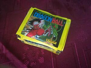 Panini Dragonball 50 packs packets tute bustine sobres Dragon Ball Bola de Drac