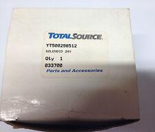 Total Source solenoid 24V YT500298512