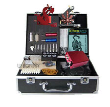 new Pro tattooing starter kit quality tattoo machine complete equipment SET