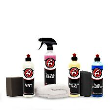 Adam's Basics Car Care Kit
