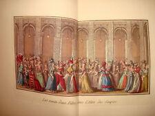 CURIOSA RETIF DE LA BRETONNE Palais Royal 3/3 MAROQUIN signé RUBAN vers 1890