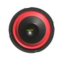 "1pcs 5""inch 4ohm 100W 130MM subwoofer speaker Full range horn Car Woofer Audio"
