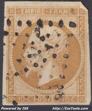 FRANCE EMPIRE N° 13A AVEC OBLITERATION A VOIR