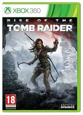 Rise of the Tomb Raider Microsoft Xbox 360 Game 18+ Years