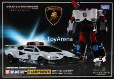 Transformers Masterpiece MP-14C Clampdown US Seller AUTHENTIC Tomy Takara