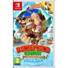 Videojuegos Donkey Kong Nintendo Switch PAL