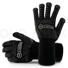 Барбекю кухня длинный большой жаропрочной гриль перчатки силиконовый нескользящая