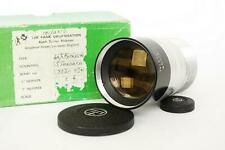 Taylor Hobson Hypertal 64mm 1:1.6 projection lens (BOXED)