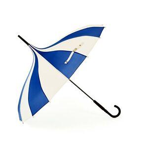 Soake Boutique CLASSIC Pagoda Umbrella Blue Cream