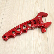 FAST AN3-12AN Aluminum Spanner Adjustable Anodized Wrench  Tools Universal