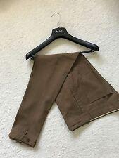 PAUL SMITH LINEA PRINCIPAL Pantalones Para Hombre 30W Caramel/Marrón pantalones/