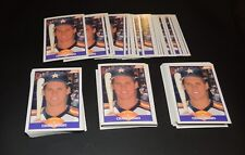 (97) 1989 SCORE CRAIG BIGGIO ROOKIE CARDS (HOF) POSSIBLE PSA 10's