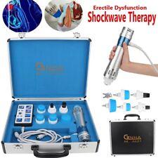 ED Physiotherapie extrakorporale Stoßwellen Therapiegerät Pain Relief 7 Köpfe