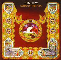 Thin Lizzy-Johnny The Fox Vinyl LP 70's Hard Rock Magnet or Sticker