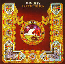 Thin Lizzy-Johnny The Fox Vinyl LP Cover 70's Magnet or Sticker