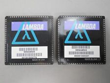 (2) Lambda Sm30-48S05 Isolated Module Dc-Dc Converter 1 Output 5V 6A 30W New
