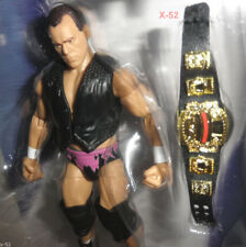 WWE ELITE figure DEAN MALENKO + championship BELT mattel TOY first time in line
