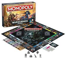 WARHAMMER 40,000 Monopoly Board Game- Usaopoly NEW SEALED- FAST SHIP! TOY-783