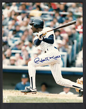 Roberto Kelly Autographed 8x10 Color Photo New York Yankees from show